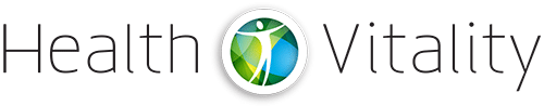 HEALTH AND VITALITY CENTER Logo