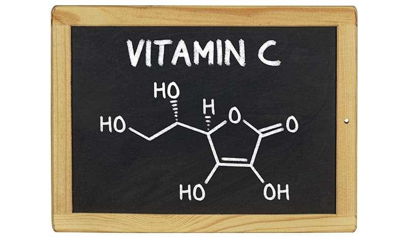 vitamin c graphic