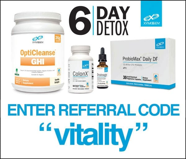 6 day detox referral code